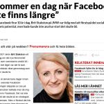 Facebooks framtid