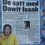 En vecka för Dawit Isaak
