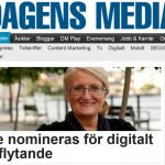 Brit Stakston nominerad i Cision Influencer Award