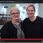 Brit Stakston vinner pris för digital folkbildning