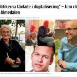 Digitaliseringshypen i Almedalen