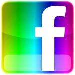 Hela Facebook pryds av regnbågsfärger