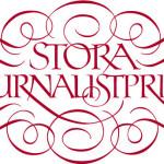 Nominerad till Stora Journalistpriset
