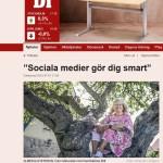DI sociala medier gör dig smart