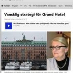 Om Grand Hotel och digitala drev