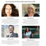 Brit Stakston nominerad till Årets affärsnätverkare