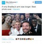 Årets selfie startade en gruppselfievåg