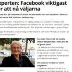 """""""Digital first"""" prioriteras enbart av Sverigedemokraterna"""
