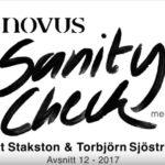 Avsnitt 12: Sanity Check podden/vloggen