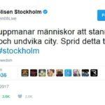 Så använde Polisen sociala medier under terrordådet i Stockholm