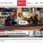 Svenska Akademien är en sandlåda