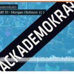 Morgan Olofsson i #backademokratin avsnitt 10