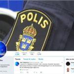 Polisen i Uppsala på Twitter
