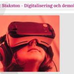 Demokrati och digitalisering
